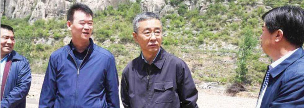 【太行丹泉】黎城县委书记杨红旗调研…